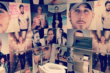 Hey Girl, Please Enjoy This Ryan Gosling Bathroom