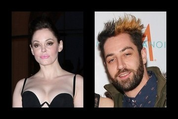 Rose McGowan Dating History