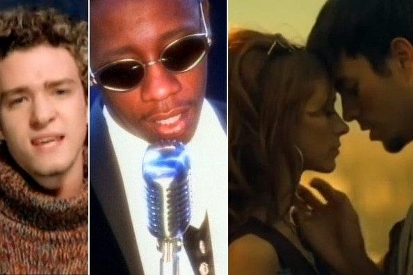 The Most Memorable Middle School Slow Dance Songs: Late '90s to
