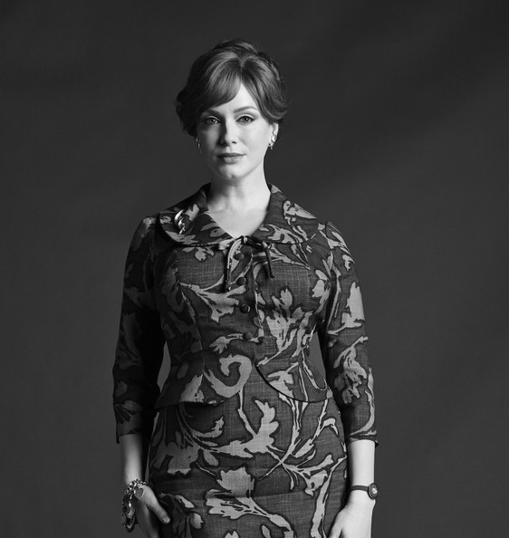 'Mad Men' Season 6 - Joan Harris [PHOTOS]