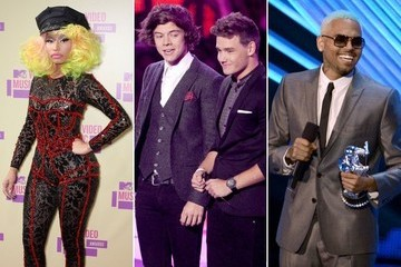 Winners - 2012 MTV VMAs