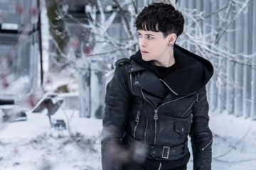 Claire Foy Is Unrecognizable As Lisbeth Salander In The First Trailer For 'The Girl In The Spider's Web'