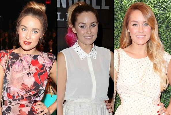 Lauren Conrad Claims Her Hair Takes SEVEN Hours to Style. Why? Let's Discuss.