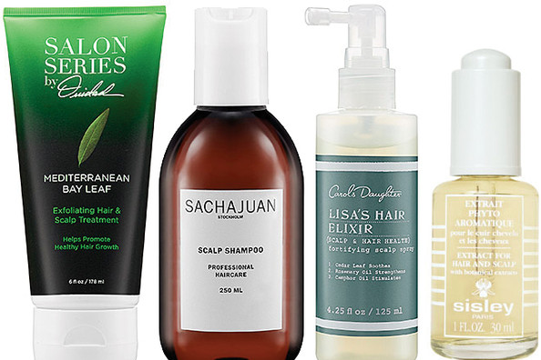 4 Easy Ways to Give Your Scalp a Little TLC