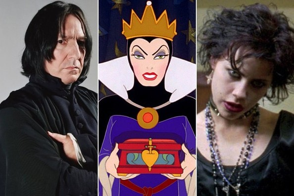 The Most Goth Movie Characters Ever Zimbio