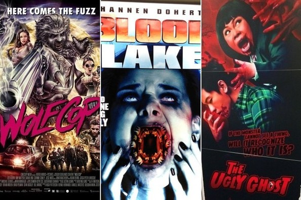 Movie Posters You Won't Believe Are From Cannes