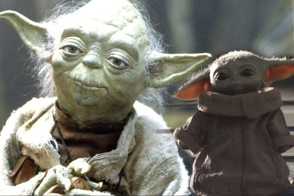 Are You Old Yoda Or Baby Yoda?