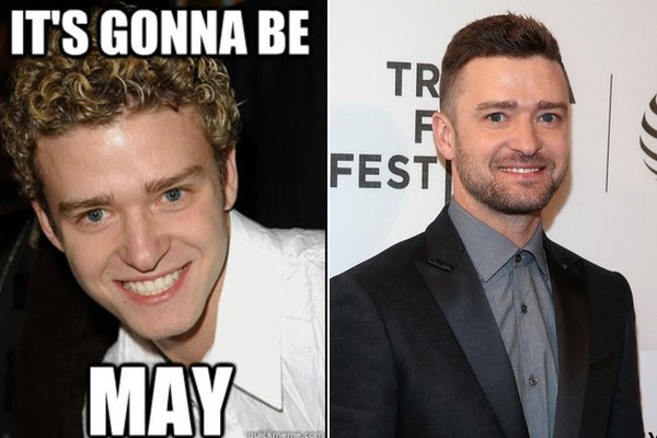 Justin Timberlake Will Be the First to Remind You 'It's Gonna Be May'