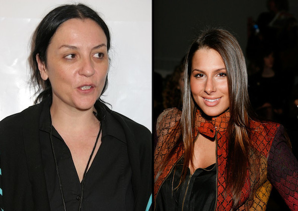 Getty Images Whitney Port And Kelly Cutrone