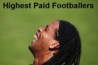 Highest Paid Footballers