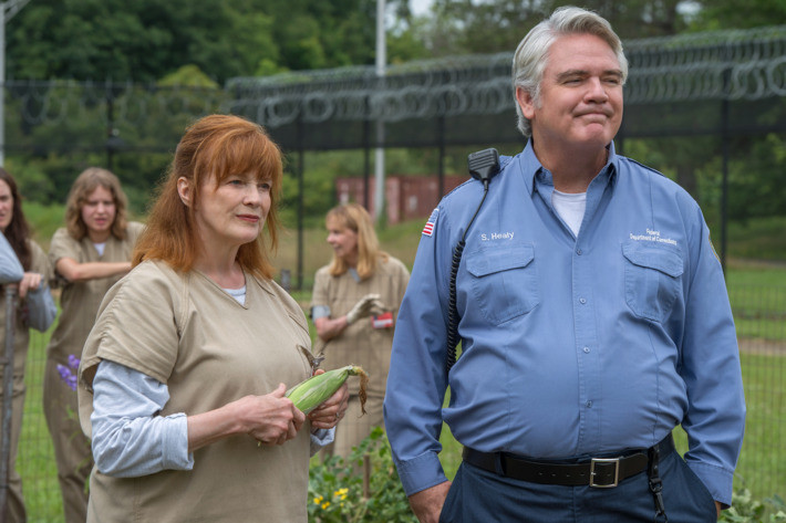 'Orange Is the New Black' Star Michael Harney on the Show's 'Shocking' New Season, Mental Health Awareness, & the Inspiration Behind His Mystical New Plays