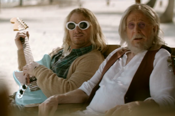 Is This Bavaria Beer Commercial Featuring Elvis and Kurt Cobain Delightful or Disrespectful?