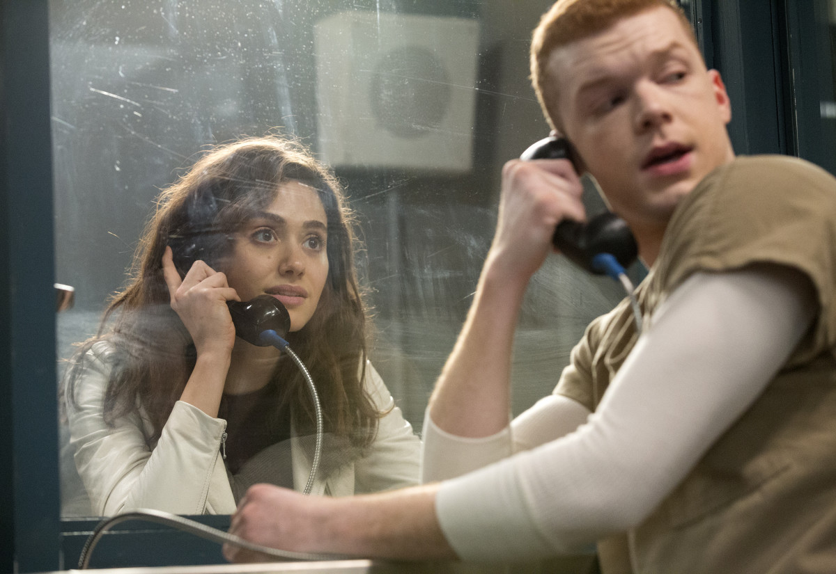 Cameron Monaghan Is Following Emmy Rossum's Footsteps And leaving 'Shameless'