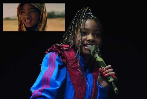 Willow Smith Pulls Cities Out of the Dirt In New '21st Century Girl' Video