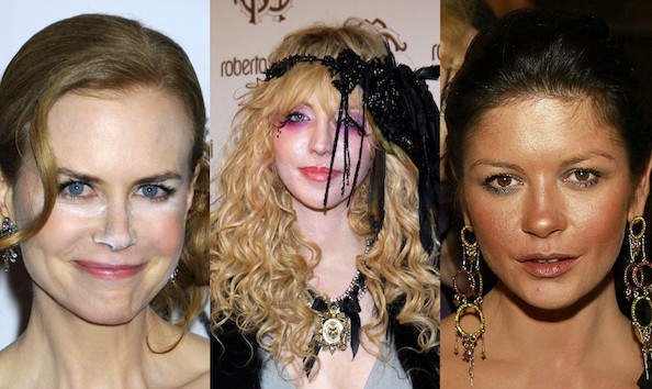 But even so, some stars manage to make a major makeup mistake now and then.