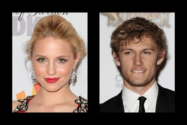 Dianna Agron dated Alex Pettyfer