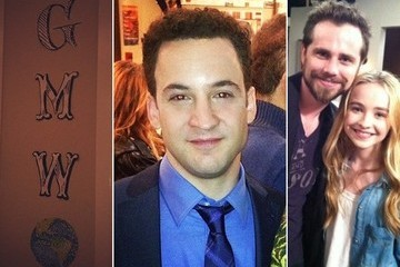 Pics from the Set of 'Girl Meets World'