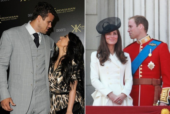 Poll of the Day: Which Meant More to You - Kim Kardashian's or the Royal Wedding?