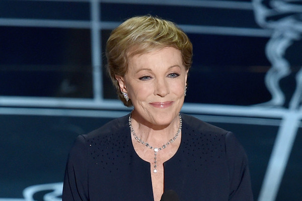 Julie Andrews Is Playing An Important Role In DC's 'Aquaman'