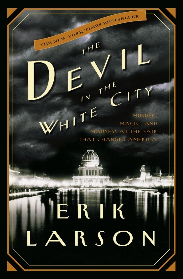 DiCaprio, Scorsese To Lead 'Devil In The White City'
