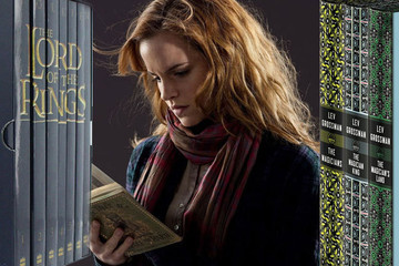 6 Book Series You'll Love If You're A Harry Potter Fan