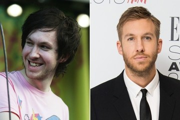 The 2008 Calvin Harris Looks Very Different from 2015 Calvin Harris