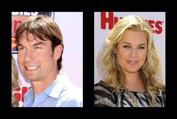 Jerry O'Connell is married to Rebecca Romijn
