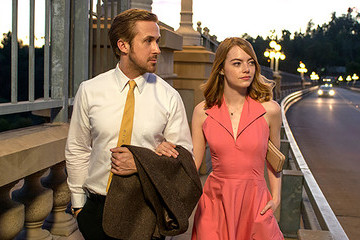 2017 Golden Globes Nominations: 'La La Land' and 'Moonlight' Lead the Way