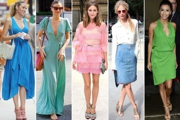 Game Time: Who Has The Best Summer Style?