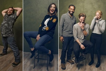 What Happens When You Make Famous People Pose at Sundance
