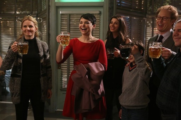 'Once Upon a Time' New Photos - Party Time in Storybrooke