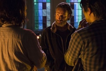 'The Walking Dead' Recap: The Super Dark Night of the Soul