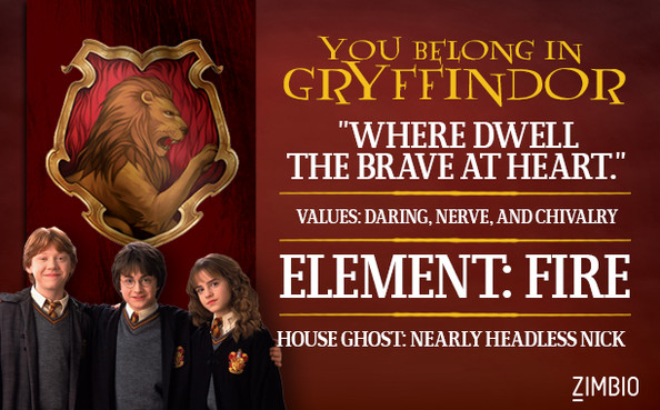from Conrad harry potter dating quiz