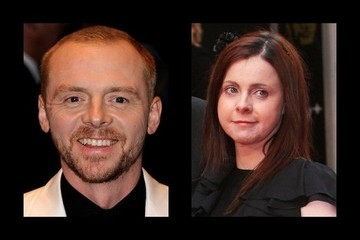 Simon Pegg Dating History