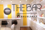 BaubleBar Opens 'The Bar,' Its First-Ever Brick-and-Mortar Store