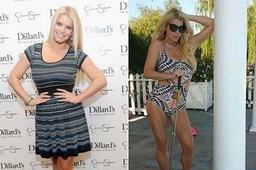 Looking Back at Jessica Simpson's Body Transformations