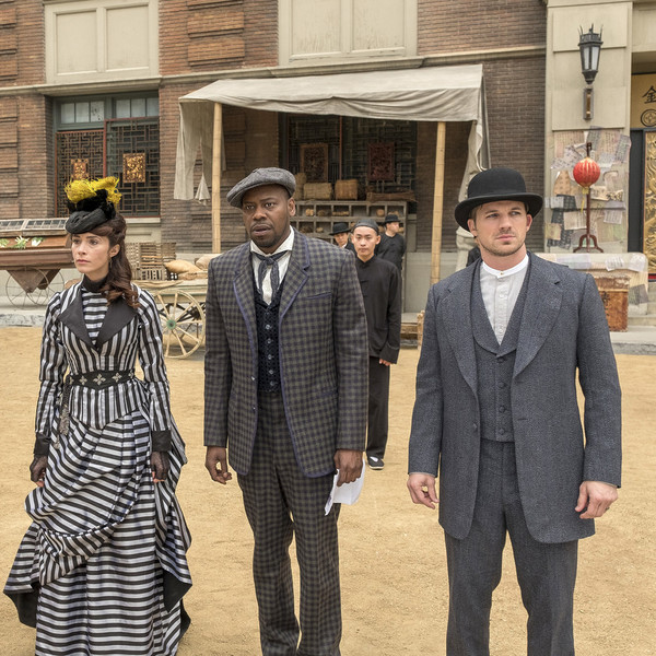 Everything You Need To Know About The Epic 'Timeless' Movie Finale