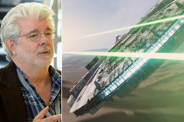 George Lucas Hasn't Seen the New 'Star Wars' Trailer