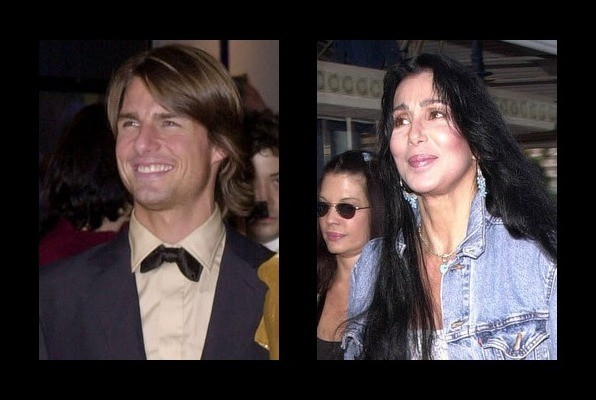 Tom Cruise dated Cher
