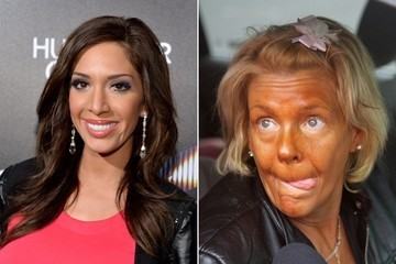 Pop Battle: 'Teen Mom' Farrah Abraham vs. 'Tan Mom' Patricia Krentcil