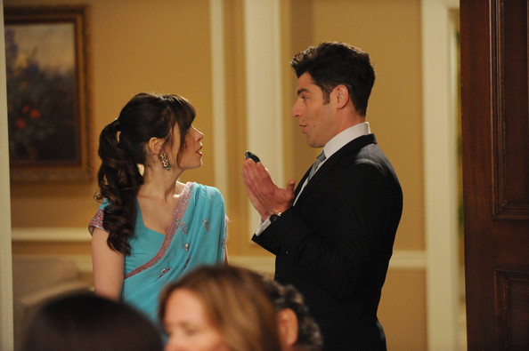 'New Girl' Sneak Peek Photos: Cece's Wedding