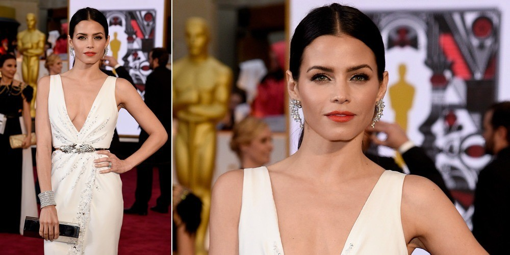 Actress Jenna Dewan Tatum attends the 87th Annual Academy Awards at Hollywood & Highland Center on February 22, 2015 in Hollywood, California.