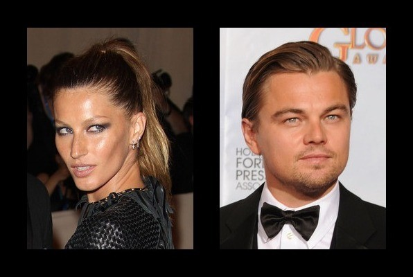Gisele Bundchen dated Leonardo DiCaprio