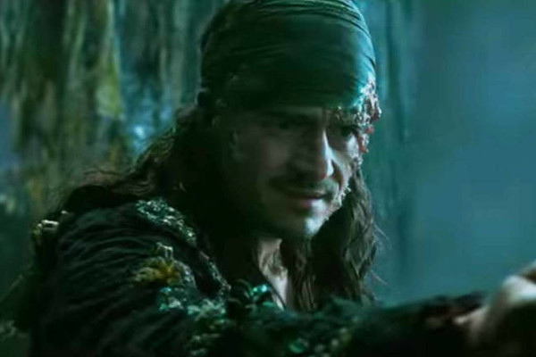 Orlando Bloom's Will Turner Is (Sort of) Back in the New 'Pirates of the Caribbean: Dead Men Tell No Tales' Trailer