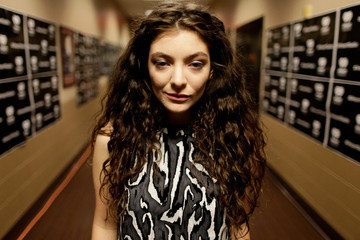 Listen to Lorde's New Song for 'The Hunger Games: Mockingjay, Part 1'