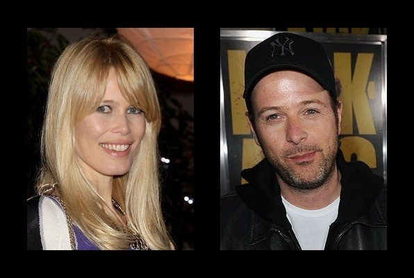 Claudia Schiffer is dating Matthew Vaughn