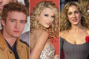 Celebs Who Ditched Their Curly Hair