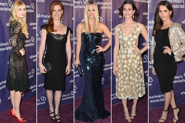 Best Dressed at the 21st Annual 'A Night at Sardi's' Benefit—Vote Here!