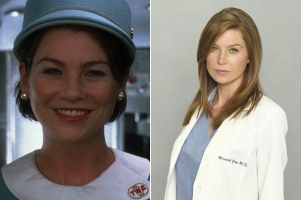 Catch Me If You Can Ellen Pompeo