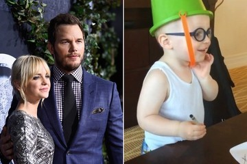 Chris Pratt Posts Sweet Video of Son Jack to Support Prematurely Born Babies
